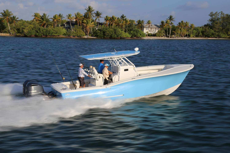 Custom Boat OBX 31 CC