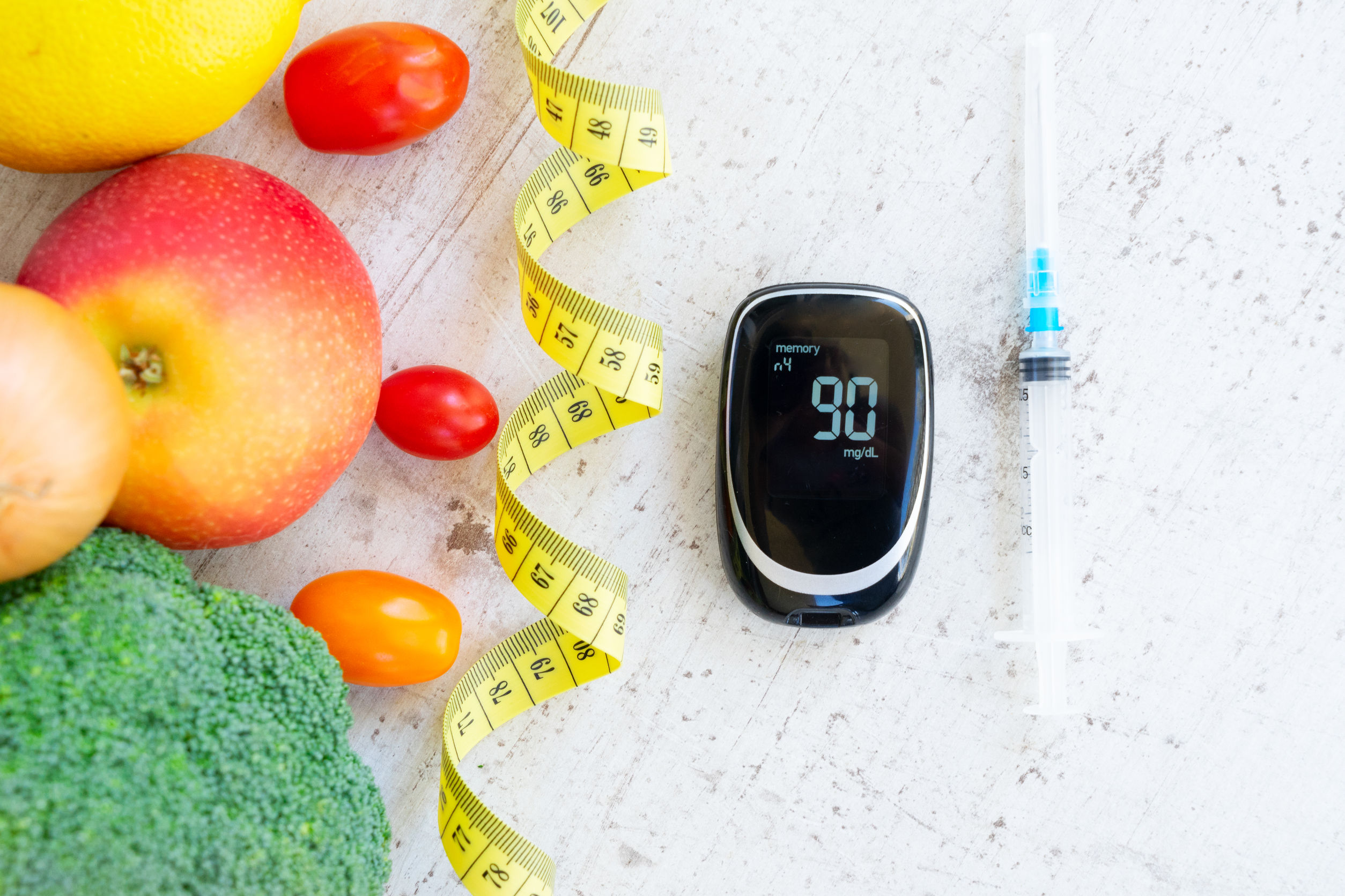 Food and Blood Glucose Levels: How to Eat to Your Meter