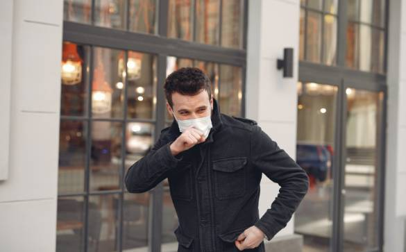Bronchitis is a viral infection that causes inflammation of the lining in the bronchial tubes or bronchi. Symptoms include coughing and shortness of breath.
