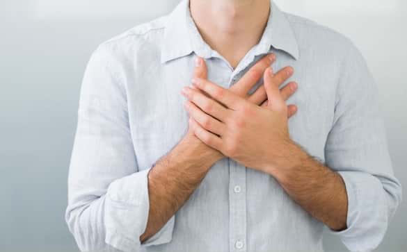 Five Possible Heart Attack Symptoms You Don't Want to Ignore