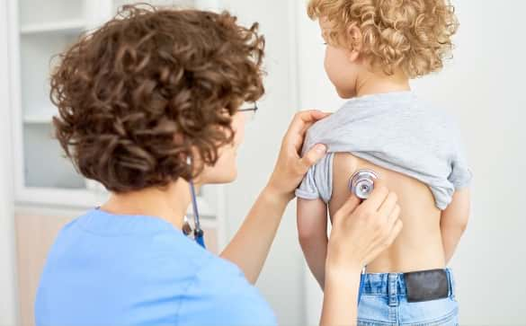 Pneumonia: When Your Child May Need a Breathing Treatment l Blog l BASS Advanced Urgent Care