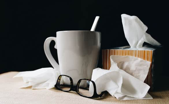 Tips for Staying Healthy During Flu Season | Blog | Bass Urgent Care