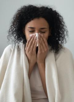 How the COVID Pandemic Nearly Eradicated Flu Season