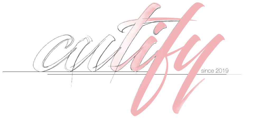 cutify logo since 2019