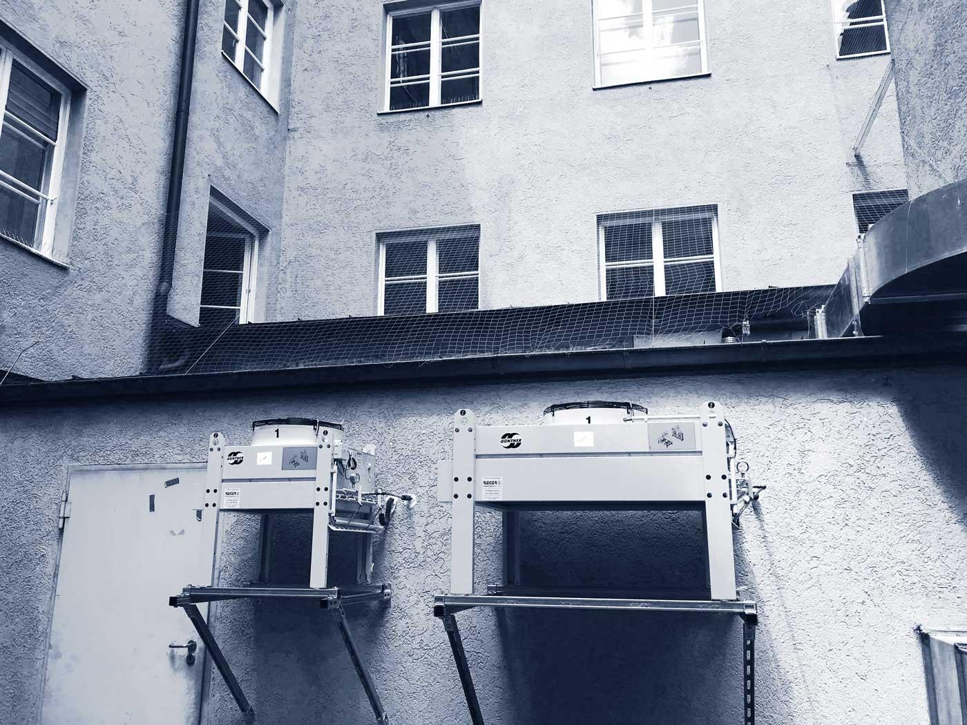 Rieger Kälte aus München bieten Kälte- und Regelungstechnik für Gastronomie und Industrie aus einer Hand.