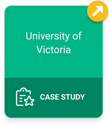 University of Victoria Case Study