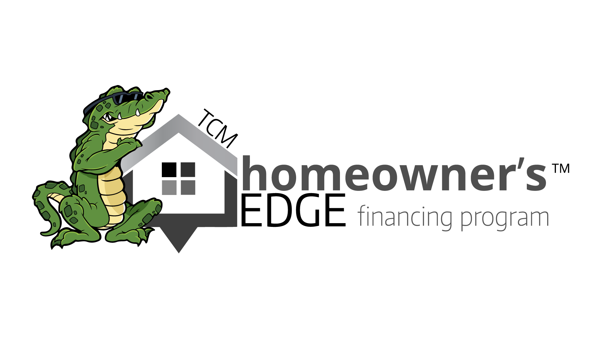 Tri County Metals homeowner'sEDGE program logo
