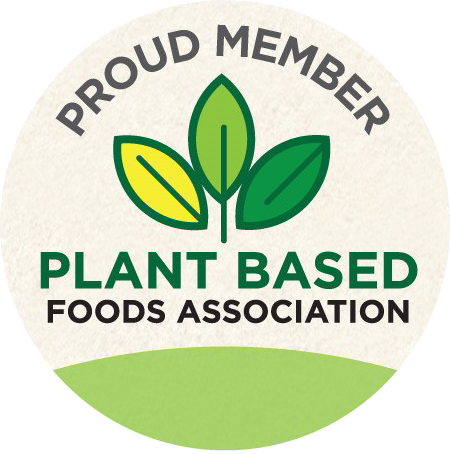 Plant Based Foods Association badge