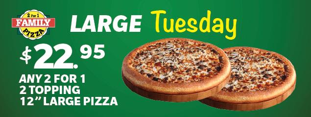 Large Tuesday