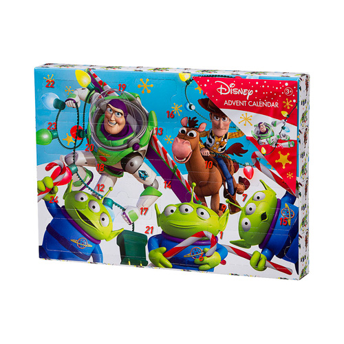 The Reject Shop - Toy Story Toy Advent Calendar