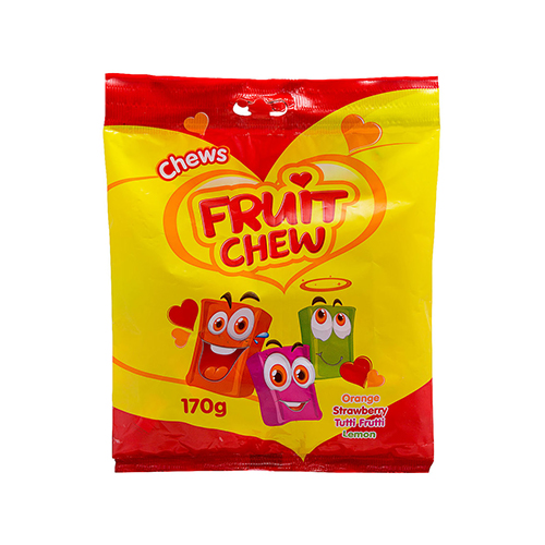 The Reject Shop - Sweeties Fruit Chews 170g