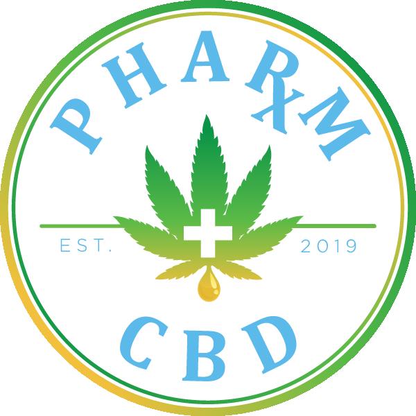 Pharm + CBD Logo