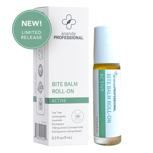 Ananda CBD-Infused Bite Balm