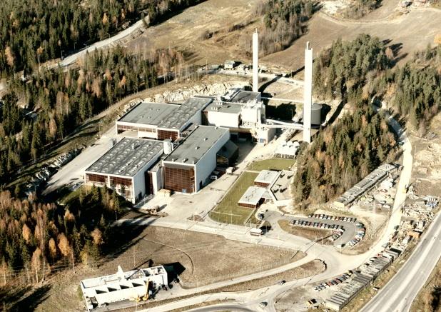 Resirkuleringsanlegget i Oslo (1985)
