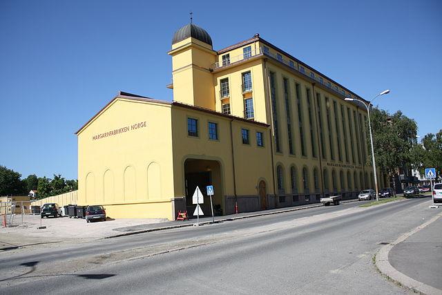 Margarinfabrikken, Oslo (1926)