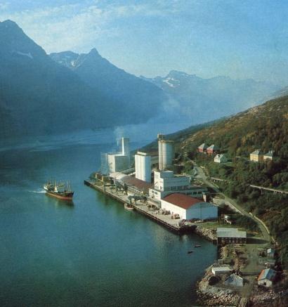 Glomfjord (1949-55)
