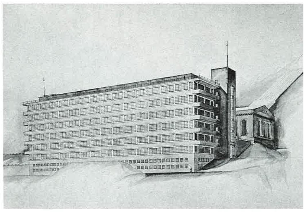 """Hydrogenfabrikken – """"Tungtvannsfabrikken"""""""