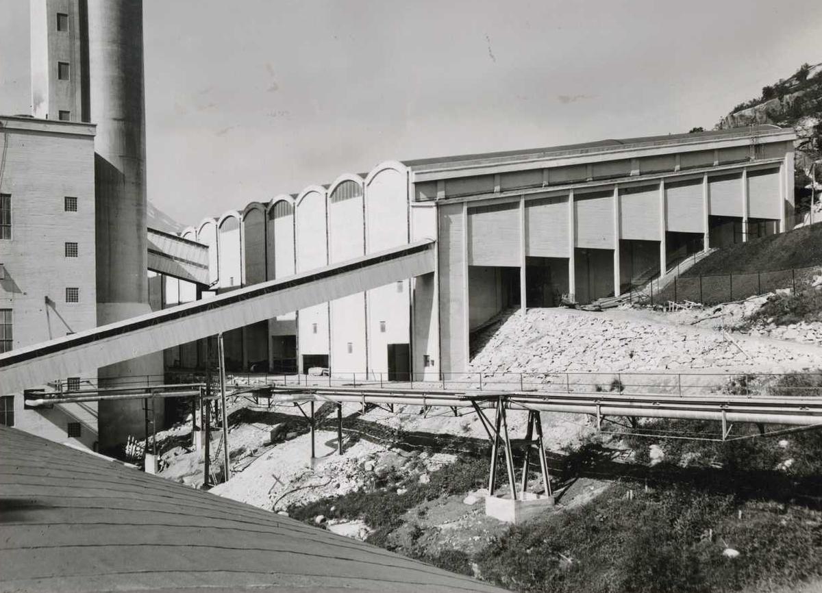 Hydro Fullgjødselfabrikk Glomfjord