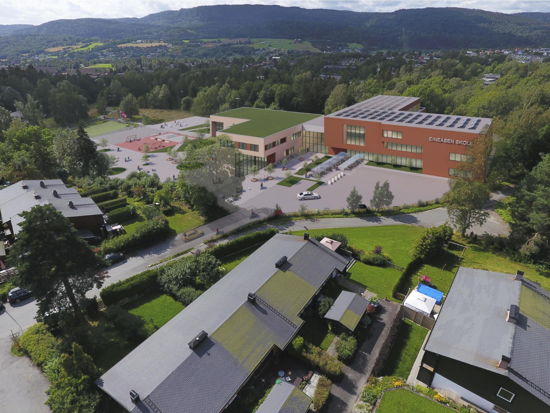 Eineåsen skole