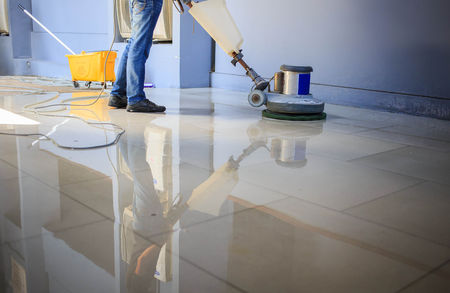Minneapolis Tile & Grout Floor Cleaning