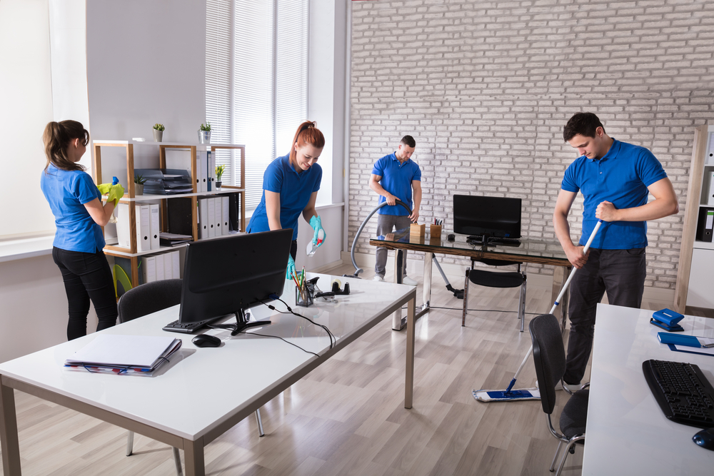 Why Your Office Needs A Deep Cleaning Immediately!