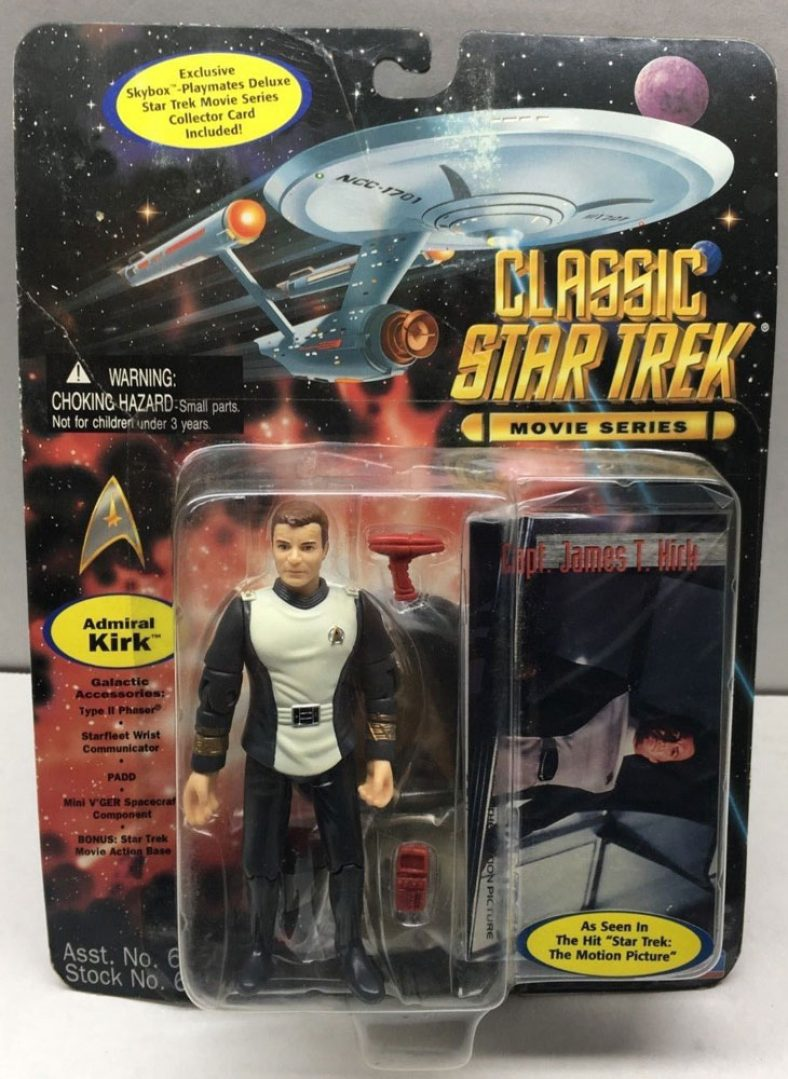 """Star Trek TOS 9/"""" The Original Series 9 inch Action Figure Doll Special Edition"""