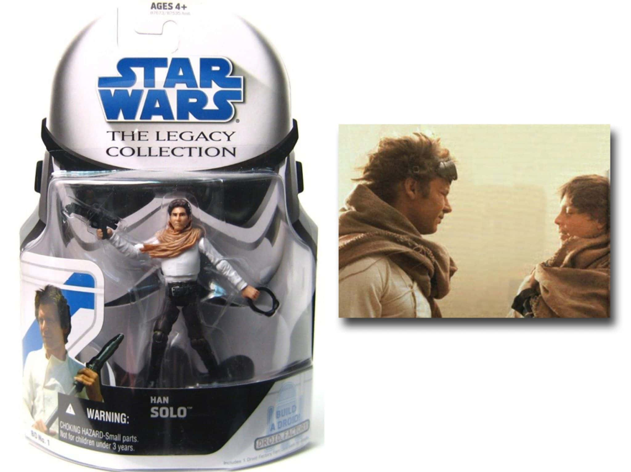 Han Solo (Sandstorm - The Legacy Collection, 2008)
