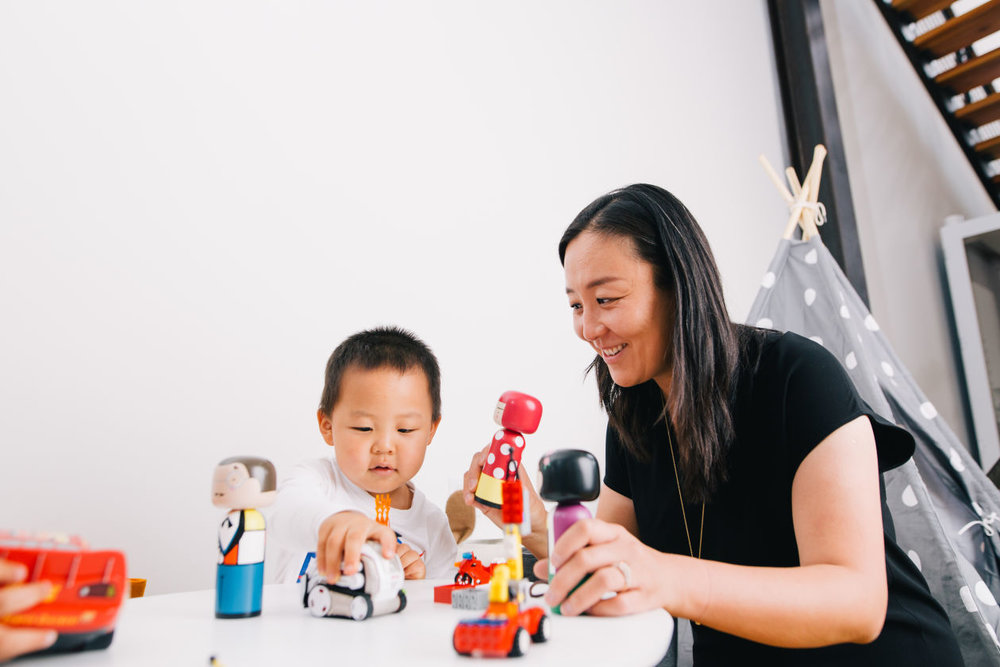For Startup Founders Who Are Also Moms, It's a Balancing Act