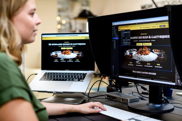Website maken met Webflow
