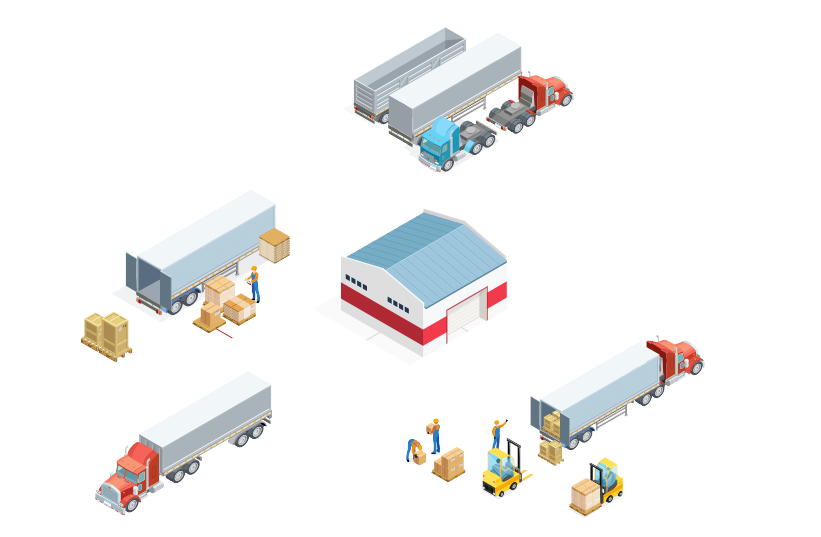 smartway trailers services