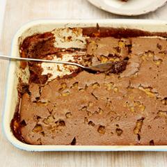 eggless chocolate cake jamie oliver