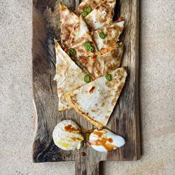 veggie quesadillas jamie oliver