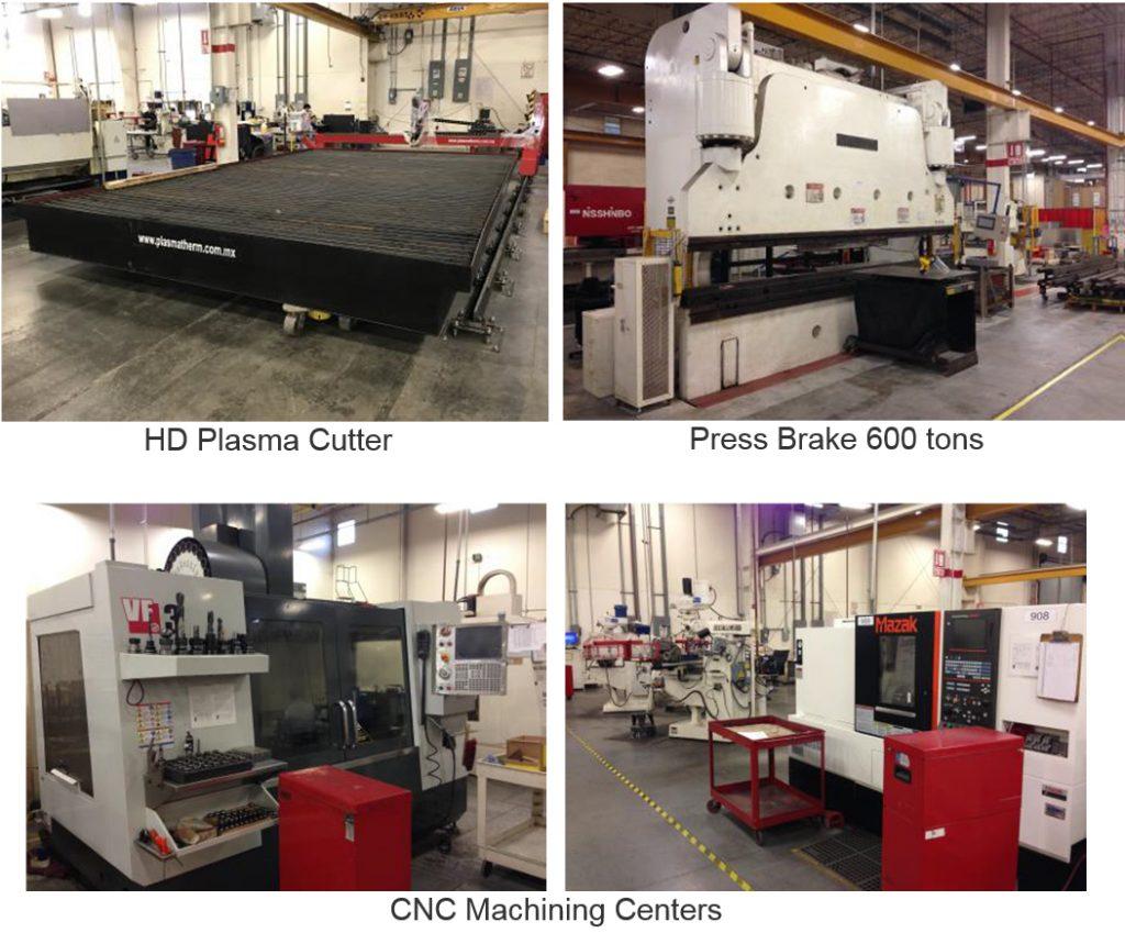 Machining and Sheet Metal Fabrication