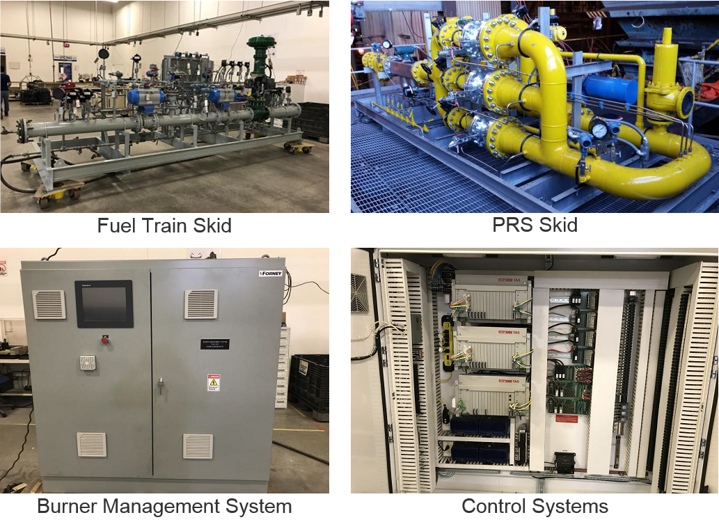 Assembly and testing of mechanical and electrical components and systems