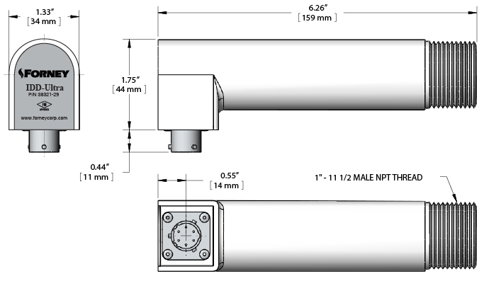 IDD-Ultra UV Detector