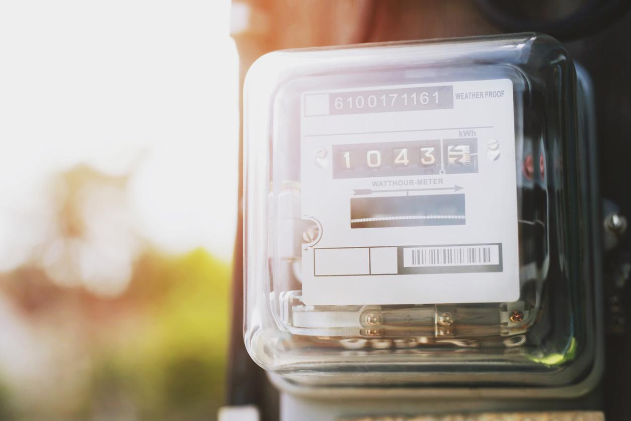 Individuell energimätare IMD