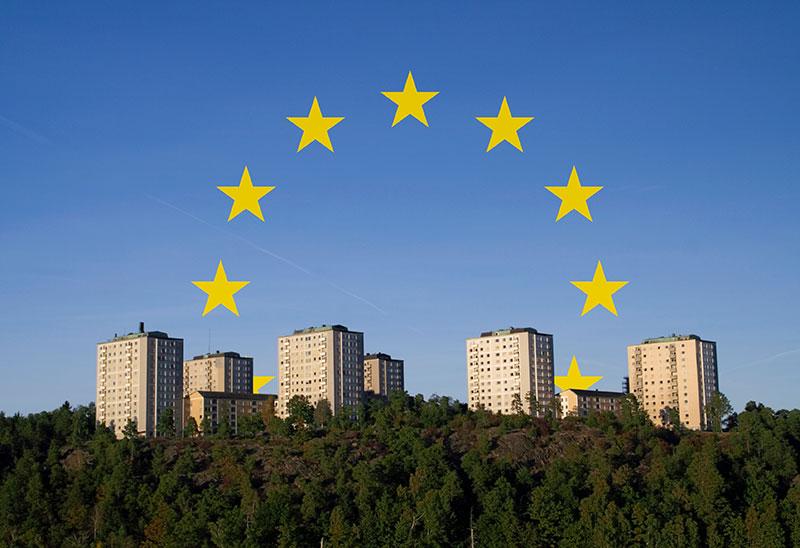 EU har infört krav på individuell mätning och debitering av varmvattenförbrukningen