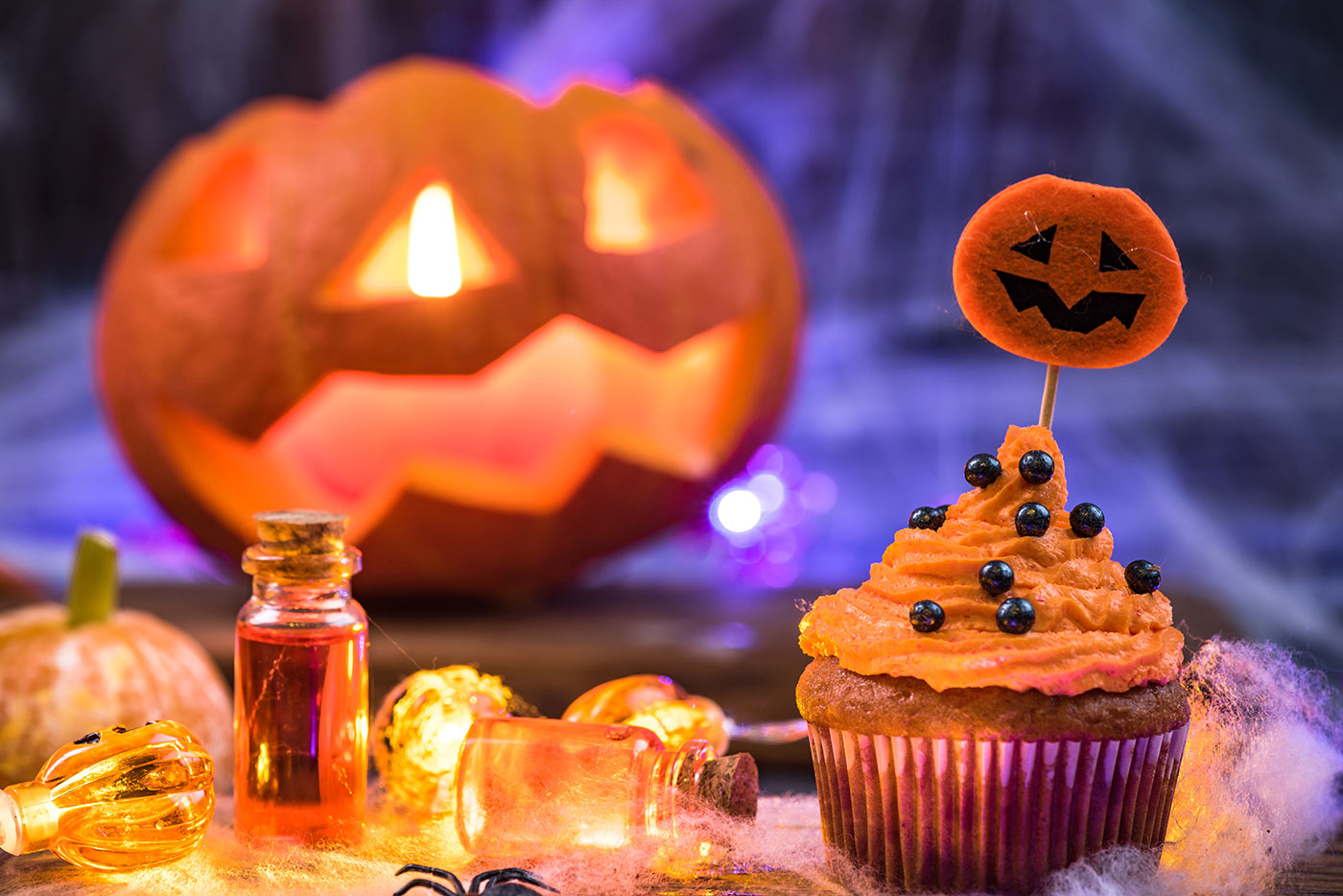 Kids One Day Halloween Cookery Course