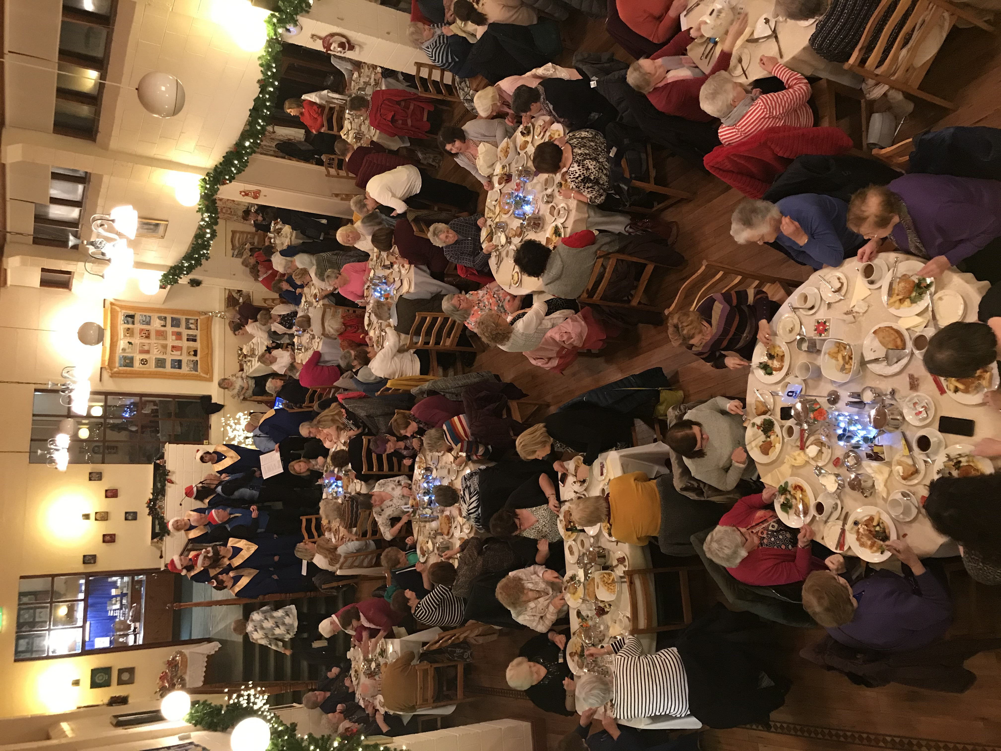 Christmas One Day Demonstrations 2nd December