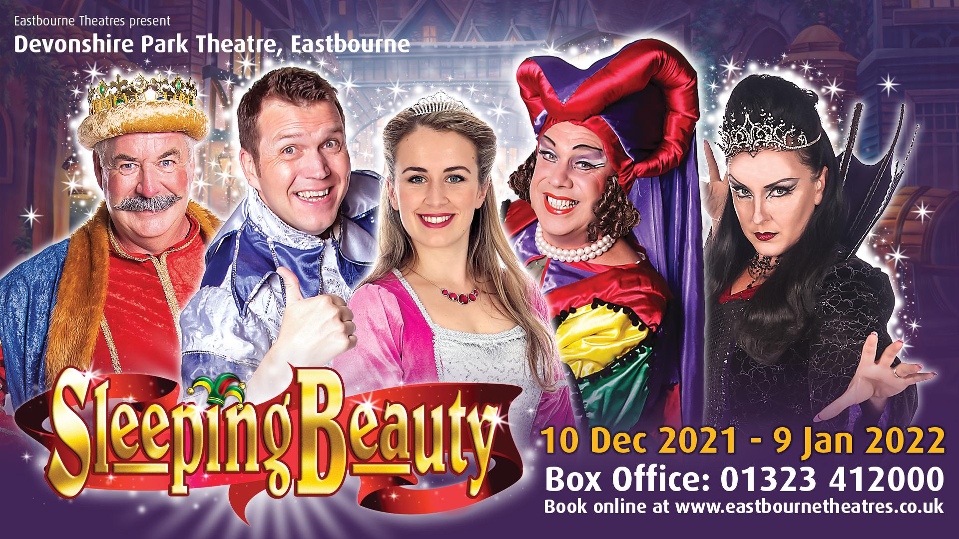 Sleeping Beauty Eastbourne Devonshire Park Theatre