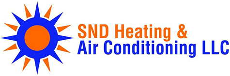 snd heating and air conditioning llc logo