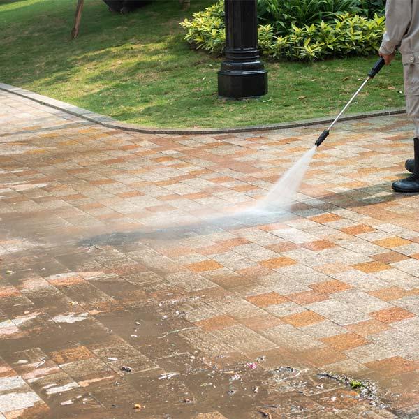 Concrete cleaning in Jasper, GA