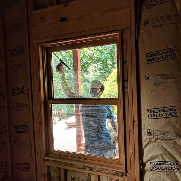 Window cleaning in Jasper, GA
