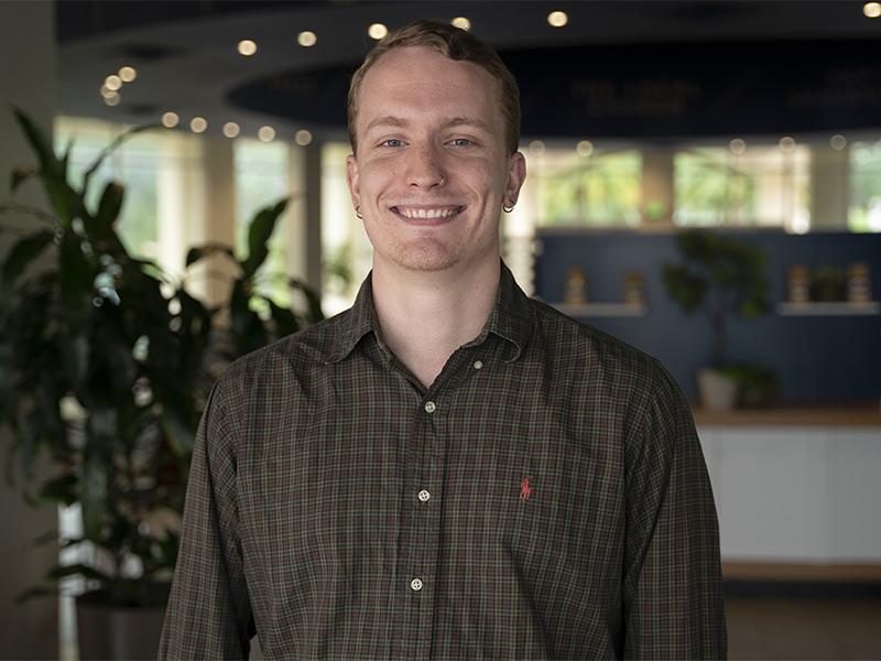 Josh - Global Technology Intern