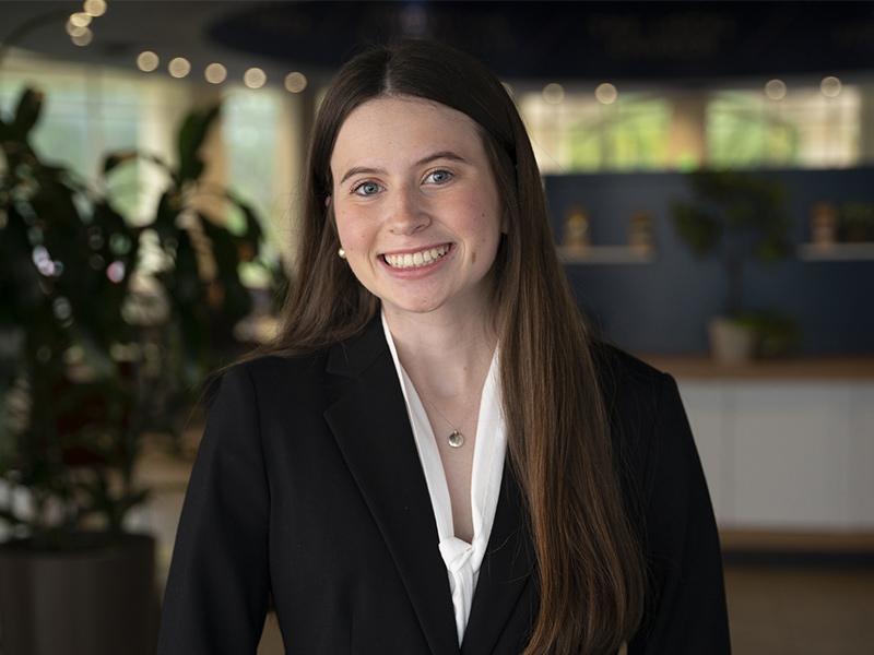 Sarah - Donor Stewardship Intern