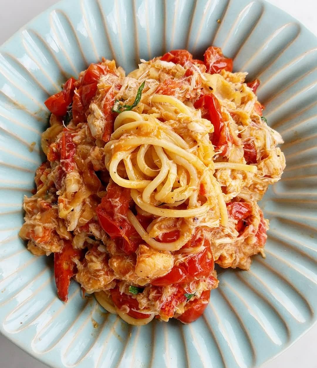 pasta dish from Pittsburgh Restaurant Week