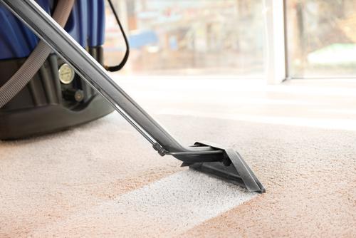 a beautiful clean carpet