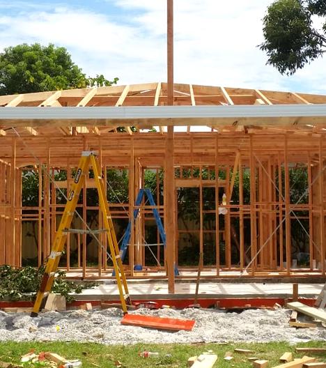 Framing carpentry in Sydney