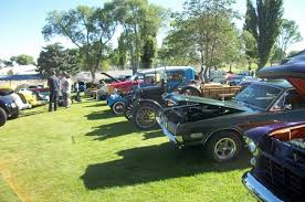 Outdoor Car Show