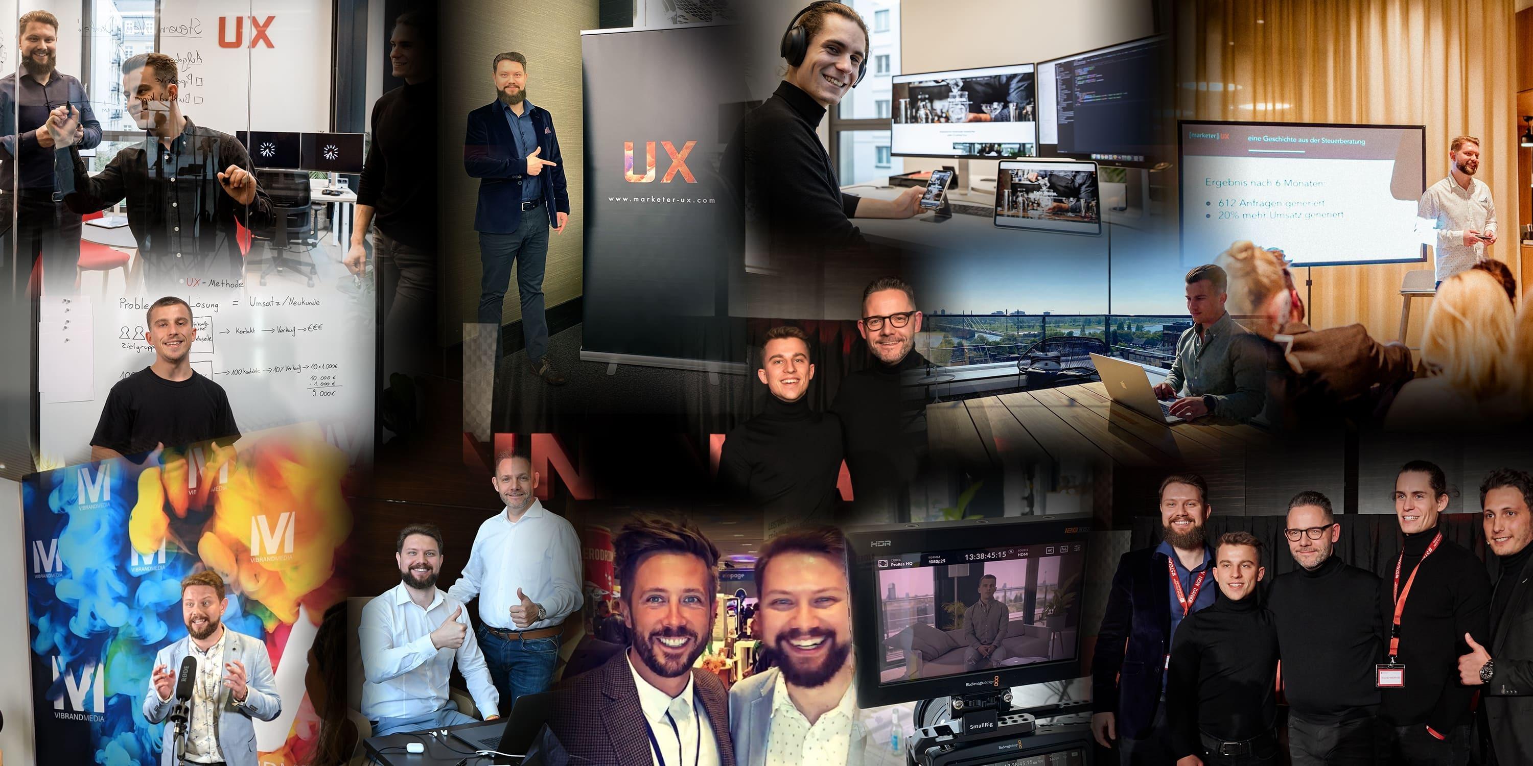 marketer UX GmbH - Agentur in Düsseldorf